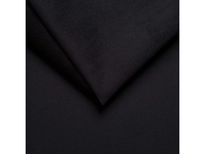 Łóżko Tapicerowane Alaska 160x200 Czarny Tkanina Trinity Kategoria Łóżka do sypialni