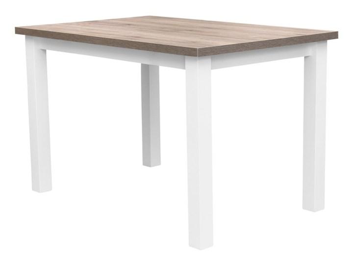 Stół + 5 Krzeseł do Kuchni Jadalni 120x80 Brąz Pomieszczenie Jadalnia Kategoria Stoły z krzesłami