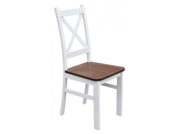 Stół + 4 Krzesła do Kuchni Jadalni 190/90x90 Brąz Kategoria Stoły z krzesłami Kolor Beżowy
