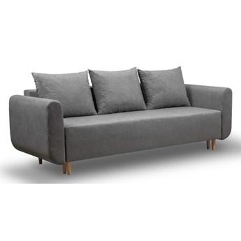 Sofa z Funkcją Spania Lugo Szary