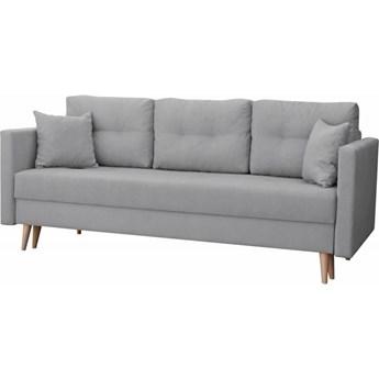 Sofa z Funkcją Spania Lahti Szary