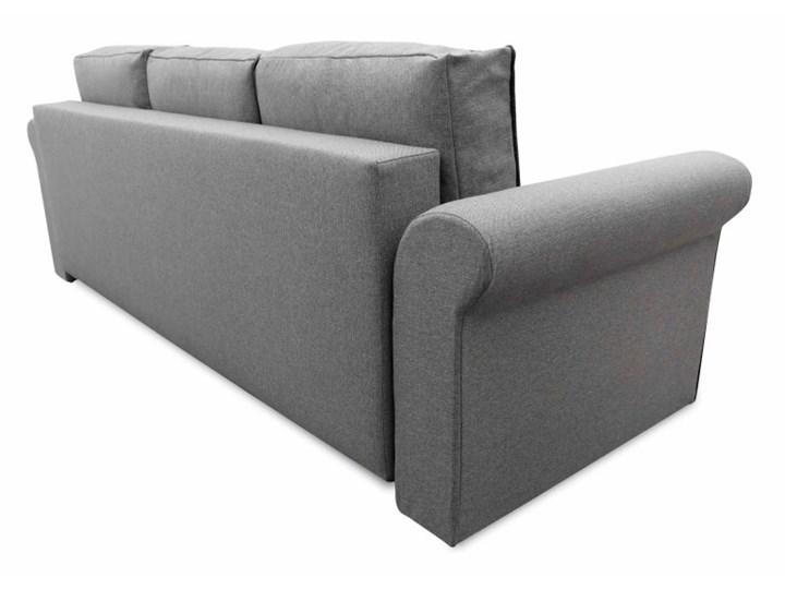 Sofa z Funkcją Spania Merida Brązowy/Kremowy Typ Gładkie
