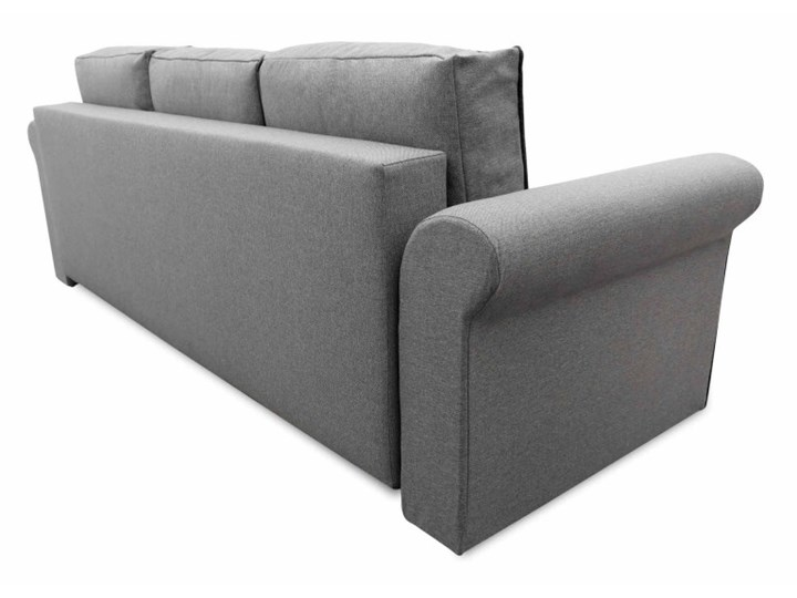 Sofa z Funkcją Spania Pele Brązowy/Kremowy Kolor Beżowy Rozkładanie Rozkładana
