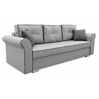 Sofa z Funkcją Spania Pele Szary