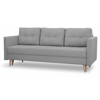 Sofa z Funkcją Spania Saffle Szary