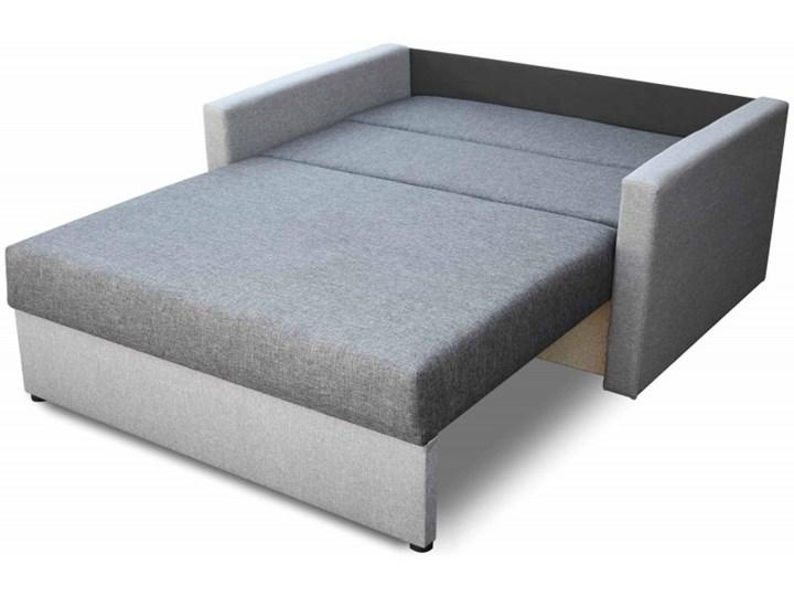 Fotel Sofa Jednoosobowa do Spania Tedi 2 Czarny Kategoria Sofy i kanapy