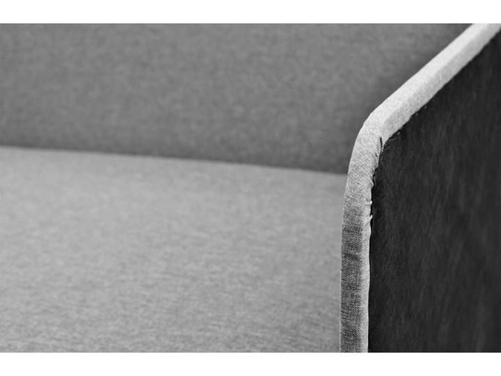Łóżko Tapicerowane 90x200 Dallas Grafitowy/Szary Kategoria Łóżka do sypialni