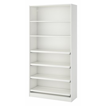 IKEA PAX Szafa, biały, 100x35x201 cm