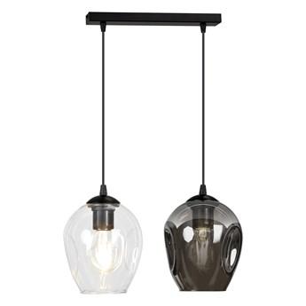 ISTAR 2 BL MIX 682/2 lampa wisząca żyrandol nowoczesny szklane klosze NOWOŚĆ