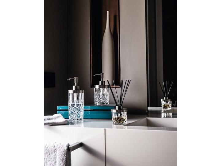 Dozownik do mydła ze szkła kryształowego Nachtmann Noblesse, 375 ml Stal Metal Dozowniki Szkło Kategoria Mydelniczki i dozowniki