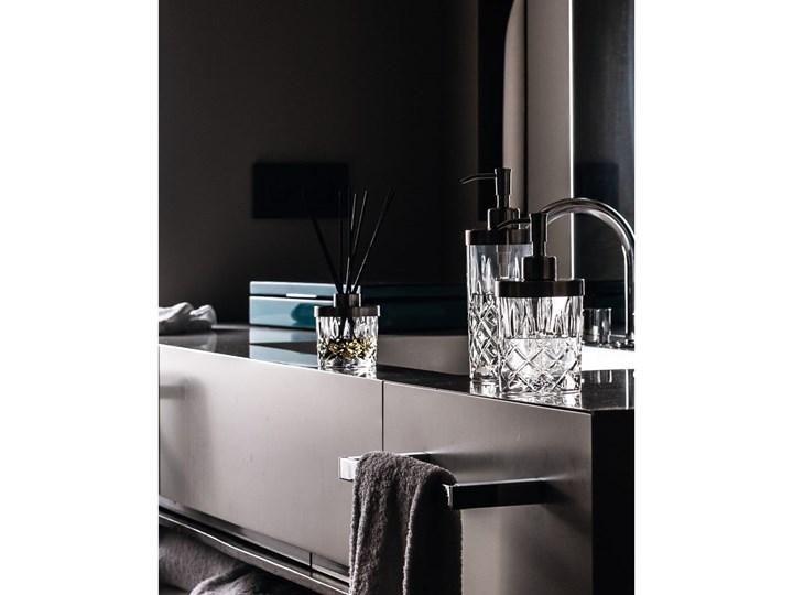 Dozownik do mydła ze szkła kryształowego Nachtmann Noblesse, 375 ml Kolor Przezroczysty Metal Szkło Stal Dozowniki Kategoria Mydelniczki i dozowniki