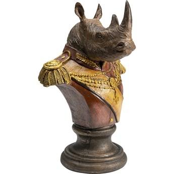 Figurka dekoracyjna Sir Rhino 19x29 cm