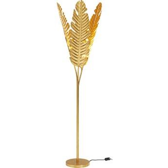 Lampa podłogowa Akile 45x150 cm złota