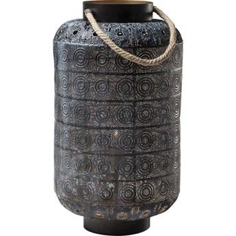 Lampa podłogowa Sultans Home Ø39x59 cm czarna