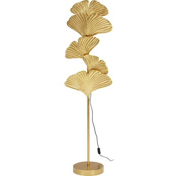 Lampa podłogowa Yuva 44x160 cm złota