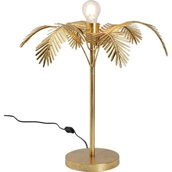 Lampa stołowa Palmera 50x52 cm złota