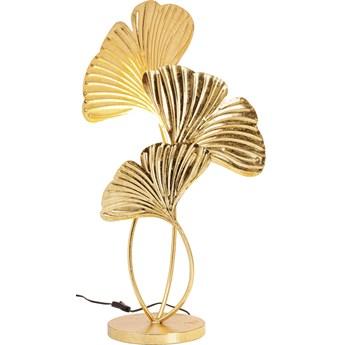 Lampa stołowa Yuva 44x76 cm złota