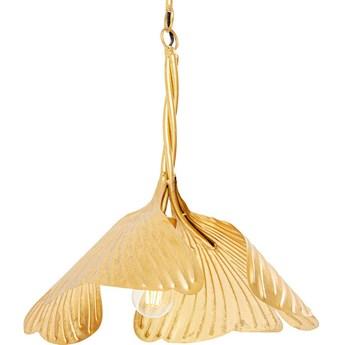 Lampa wisząca Yuva 40x35 cm złota