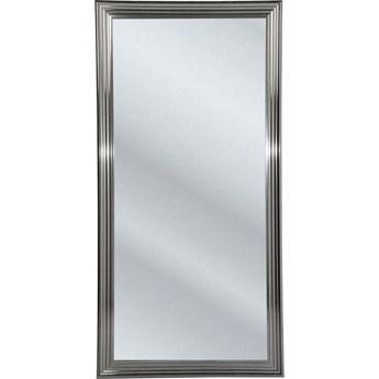 Lustro wiszące Frame 180x90 cm srebrne