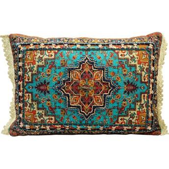 Poduszka dekoracyjna Boho Antike 57x37 cm kolorowa