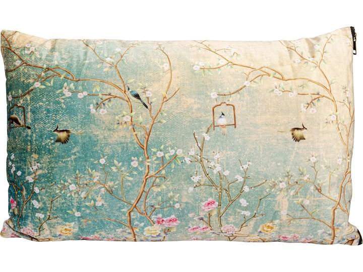 Poduszka Paradise 60x40 cm 40x60 cm Poduszka dekoracyjna Prostokątne Kategoria Poduszki i poszewki dekoracyjne Kolor Miętowy