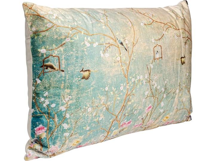 Poduszka Paradise 60x40 cm Prostokątne Poduszka dekoracyjna 40x60 cm Kolor Beżowy