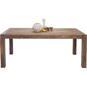 Stół Authentico 140x80 cm brązowy