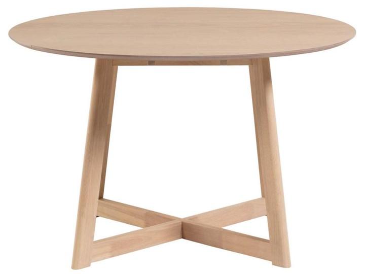 Stół rozkładany Maryse ∅120 cm jasnobrązowy Kategoria Stoły kuchenne