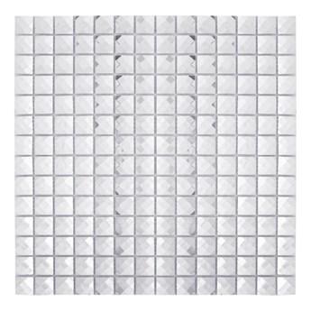 Mozaika Diamond 30,5 x 30,5 cm big silver