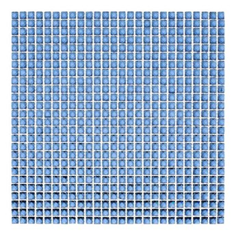 Mozaika Diamond 30 x 30 cm vivid blue