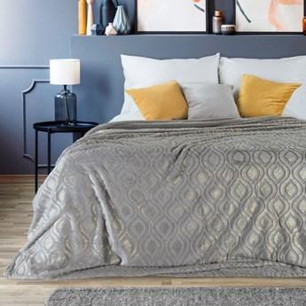 Narzuta na łóżko EUROFIRANY futrzana 200x220