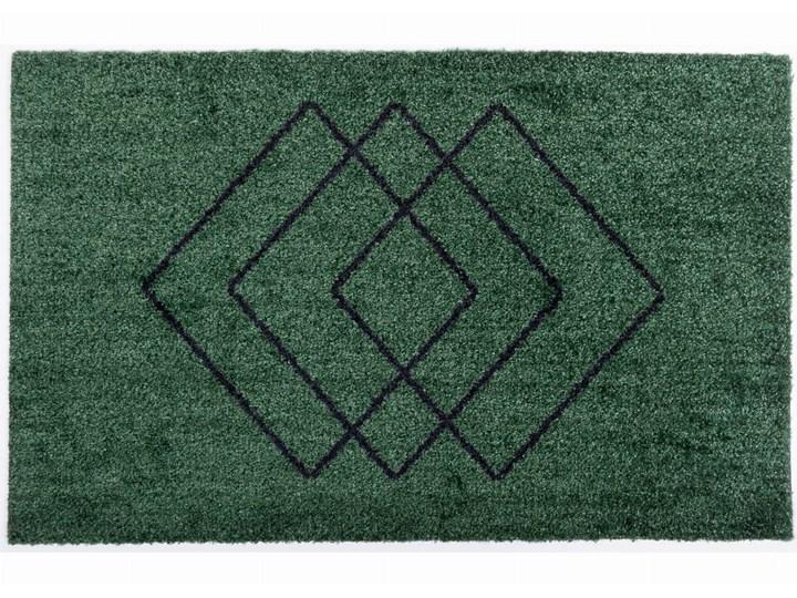 E-floor Wycieraczka Rhine Zielona Kolor Zielony