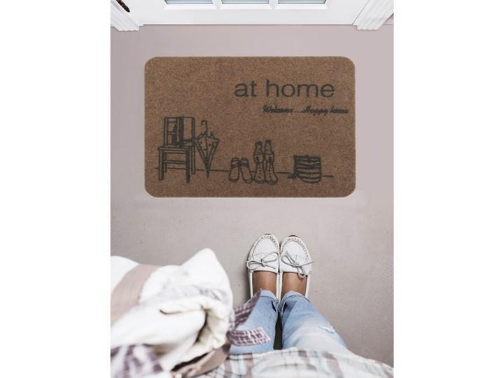 E-floor Wycieraczka At Home Brązowa Kolor Brązowy Kategoria Wycieraczki