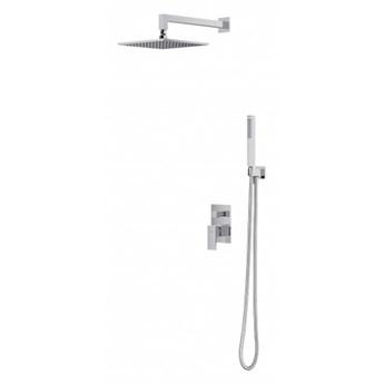Zestaw prysznicowy Fresh podtynkowy chrom SYSFR17CR