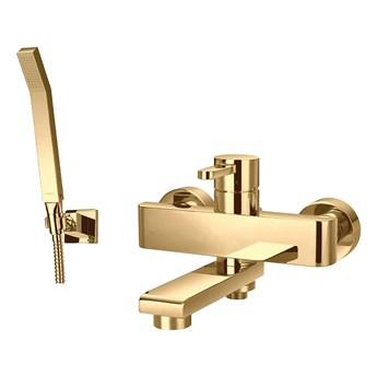 Darling bateria wannowo-prysznicowa kompletna złota DA5031GL