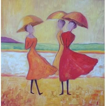 Dziewczyny z parasolkami