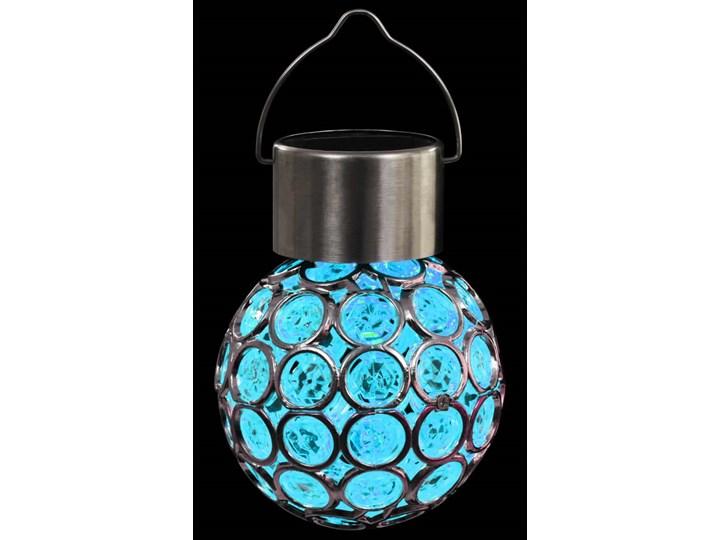 vidaXL Wiszące lampy solarne, 8 szt., LED RGB Lampa LED Lampa solarna Kategoria Lampy ogrodowe Kolor Wielokolorowy