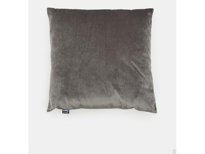 Sinsay - Poduszka 45x45 - Szary Kwadratowe 45x45 cm Poduszka dekoracyjna Kategoria Poduszki i poszewki dekoracyjne