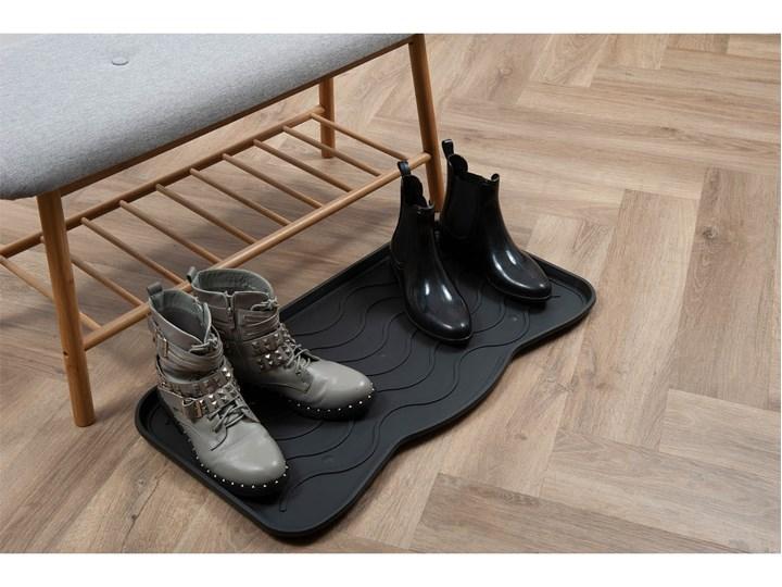 E-floor Ociekacz na buty Fala czarny Kategoria Wycieraczki