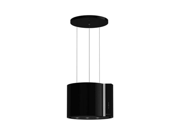 Okap kuchenny Serina 60.4 Black Okap wyspowy Szerokość 60 cm Sterowanie Elektroniczne