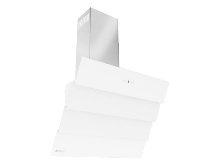 Okap kuchenny Larto 60.3 White Szerokość 60 cm Okap przyścienny Sterowanie Elektroniczne