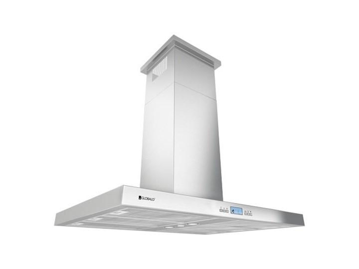 Okap kuchenny Nomina Isola 90.4 Sensor Okap wyspowy Szerokość 90 cm Sterowanie Elektroniczne Kategoria Okapy