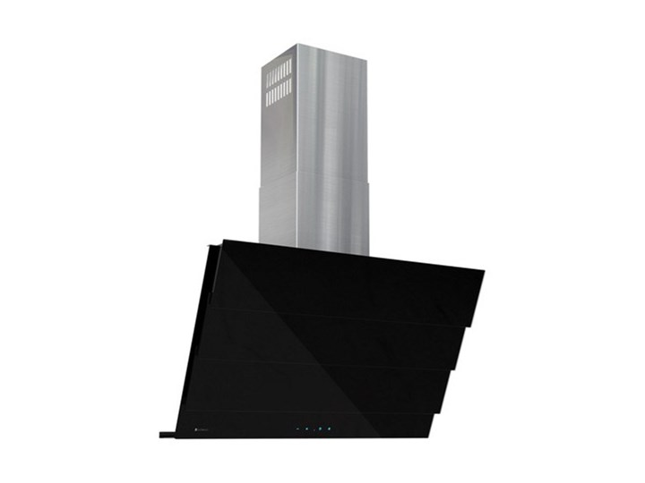 Okap kuchenny Softedo 90.1 Black Szerokość 90 cm Okap przyścienny Poziom hałasu 68 dB