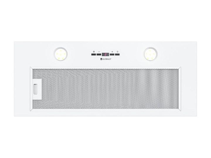 Okap kuchenny Laizeno 70.1 White Okap do zabudowy Szerokość 70 cm Poziom hałasu 61 dB Kolor Biały