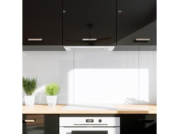 Okap kuchenny Rigelo 60.2 White Okap do zabudowy Poziom hałasu 61 dB
