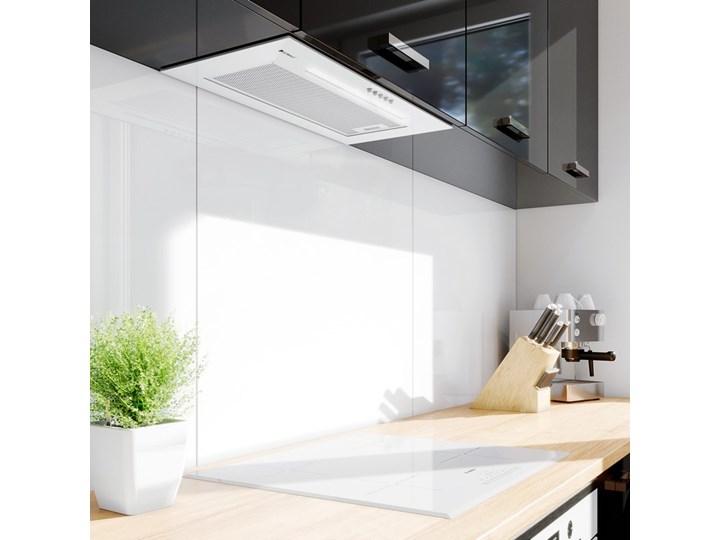 Okap kuchenny Rigelo 60.2 White Kolor Biały Okap do zabudowy Poziom hałasu 61 dB