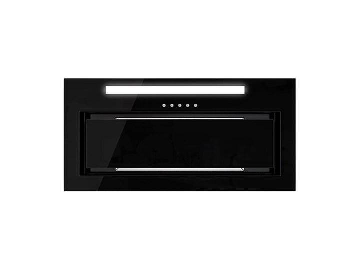 Okap kuchenny Senturo 60.3 Black Okap do zabudowy Okap podszafkowy Poziom hałasu 66 dB