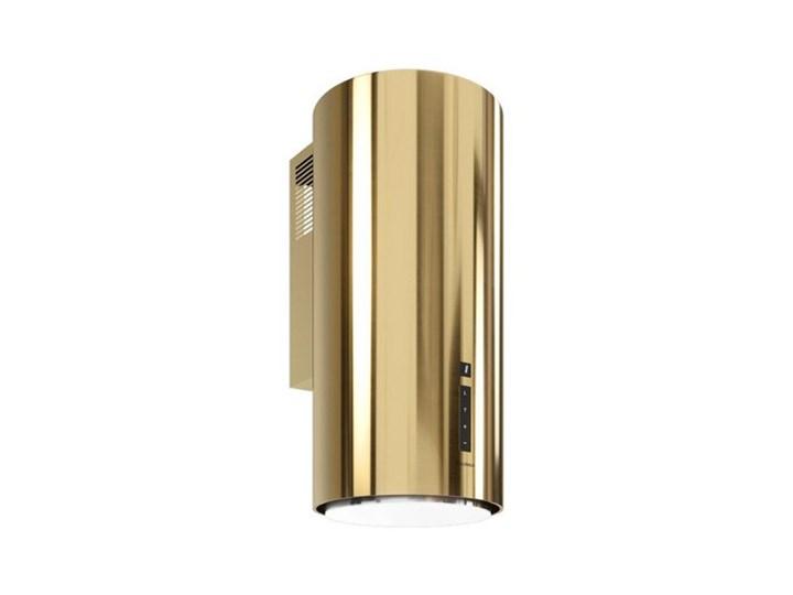Okap kuchenny Heweno 39.2 Light Gold Okap przyścienny Poziom hałasu 45 dB Poziom hałasu 69 dB