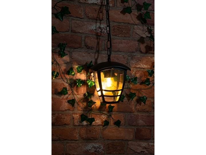 Lampa ogrodowa wisząca IMMA Black C E27 czarny łańcuch 1m IP44 EDO777383 EDO Garden Line Lampa wisząca Kategoria Lampy ogrodowe