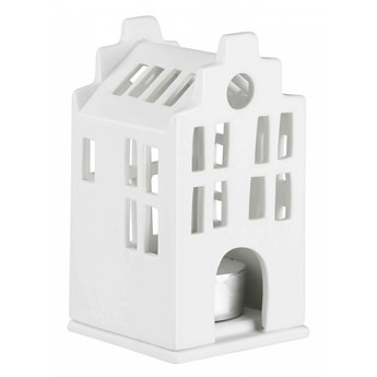 Lampion domek - dom miejski 10,5 cm kod: C13916